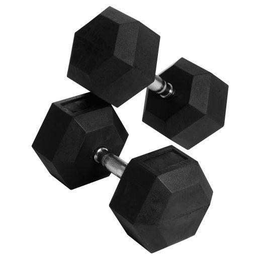 Abilica Hex Dumbbell 37,5 kg, manualer 37.5kg