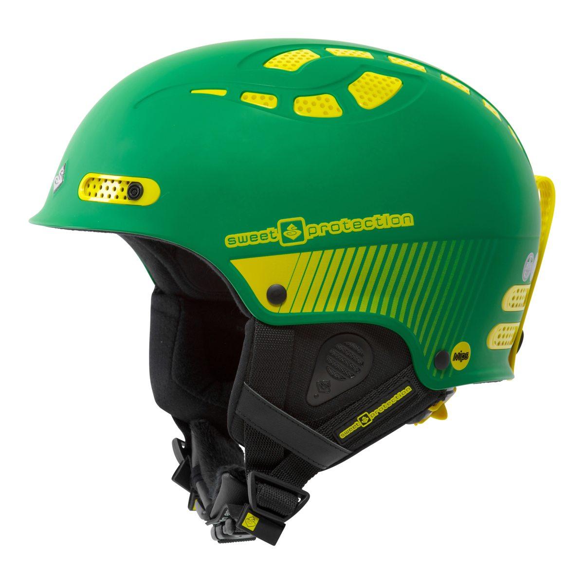 sweet protection alpin helmet igniter mips 15 16 alpinhjälm med skidhjälm 92721bd3c0bbb
