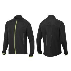 2XU Hyoptik Jacket, løpejakke herre Svart Treningsjakker