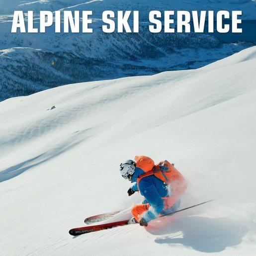 Alpine Racing Prep, skidprepp