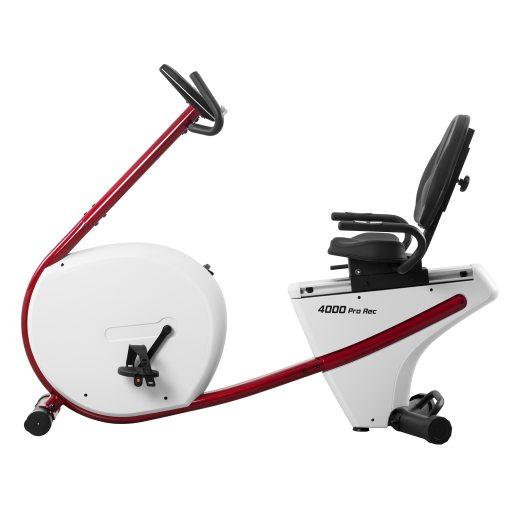 X-erfit 4000 Pro Recumbent, motionscykel