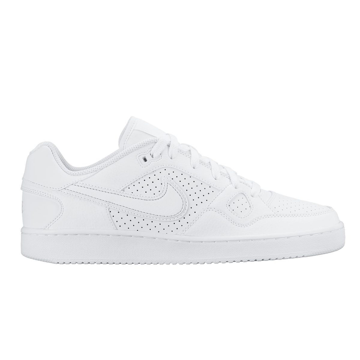 separation shoes 682cd 55e87 grå nike son of force mns white wolf gre fritidsskor   sneakers herr