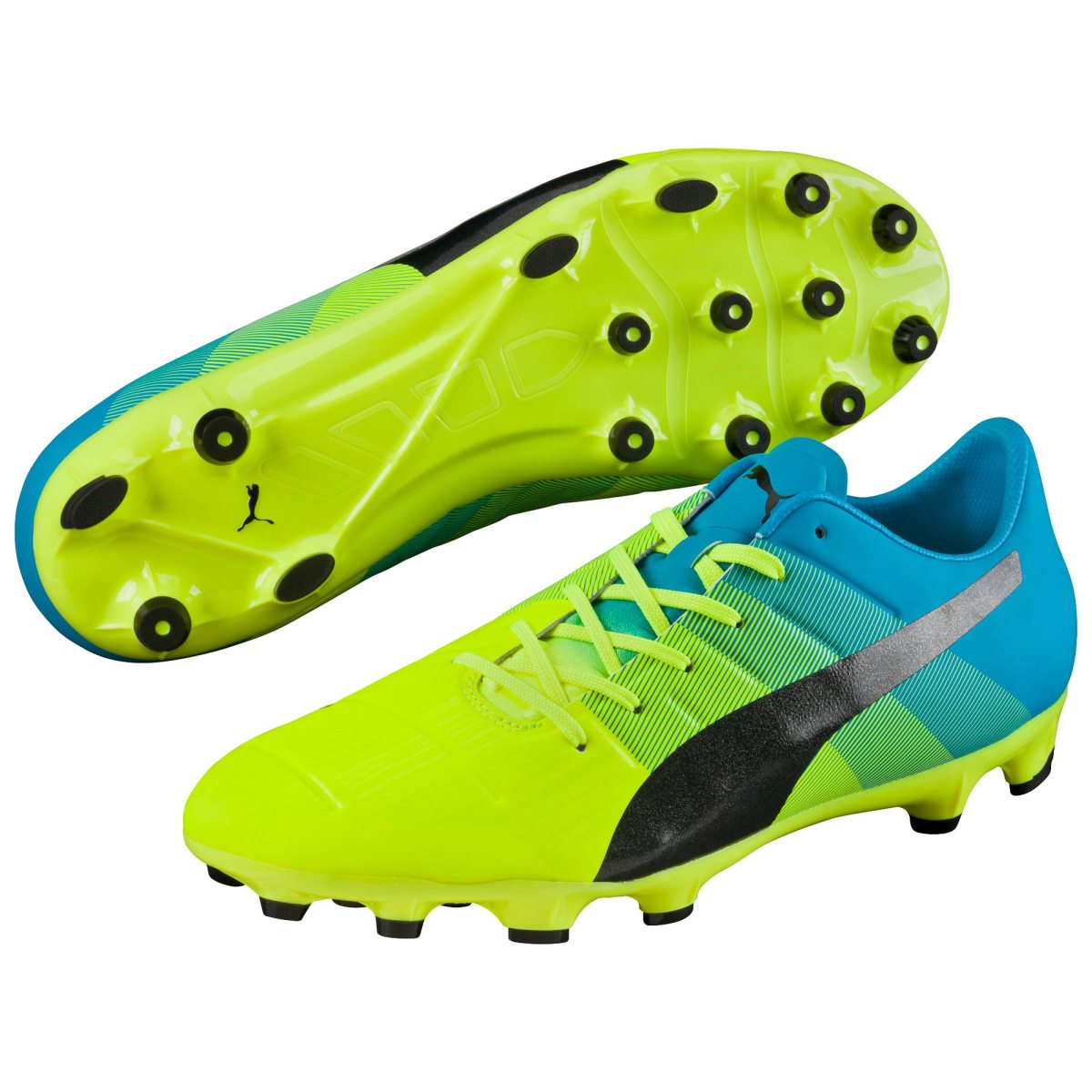 brand new 655b7 0de27 puma evopower 2.3 ag q1 16 fotbollssko senior fotbollsskor