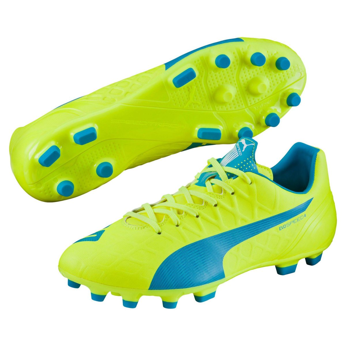 premium selection 0a273 a8555 puma evospeed 4.4 ag q1 16 fotbollssko senior fotbollsskor