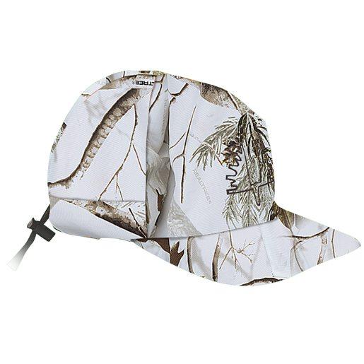 Caps Ap Realtree® Snow kamouflagekeps vinter