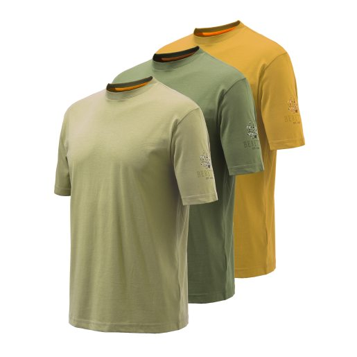 Man's Set of Three Hunting t-shirts i 3-pack