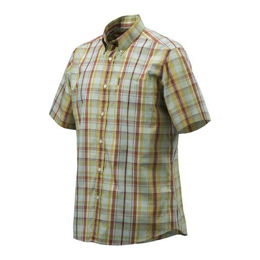 Drip Dry Shirt Short Sleeves kortärmad skjorta