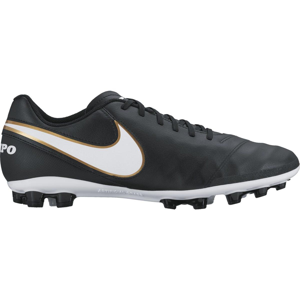 buy popular 95fb1 67f81 nike tiempo genio ii leather ag r q2 16 fotbollssko senior fotbollsskor