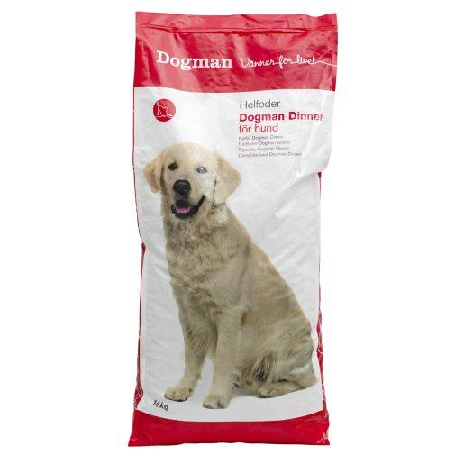 Dogman Dinner 14 kg hundfoder