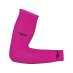 Armskins - D-Logo Hi-vis Pink, armvarmere