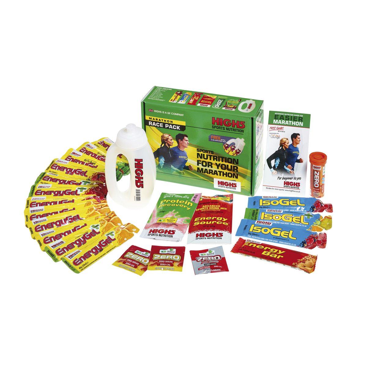 Marathon Pack, energipakke