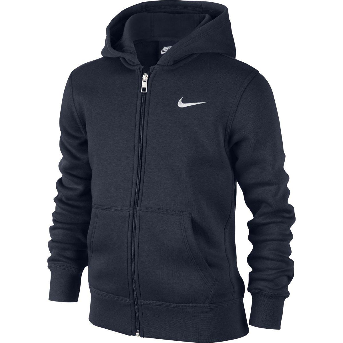 nike ya76 brushed fleece hoodie huvjacka junior fritidströjor barn   jr 6abd741f38599