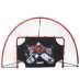 Beskyttelsesnett til ishockeymål