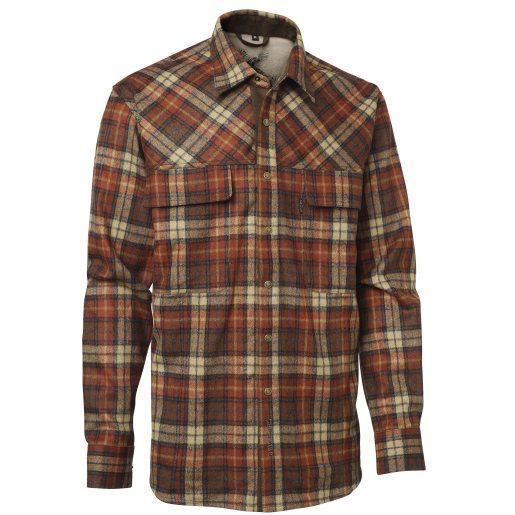 Boris Woolmix Shirt skjorta
