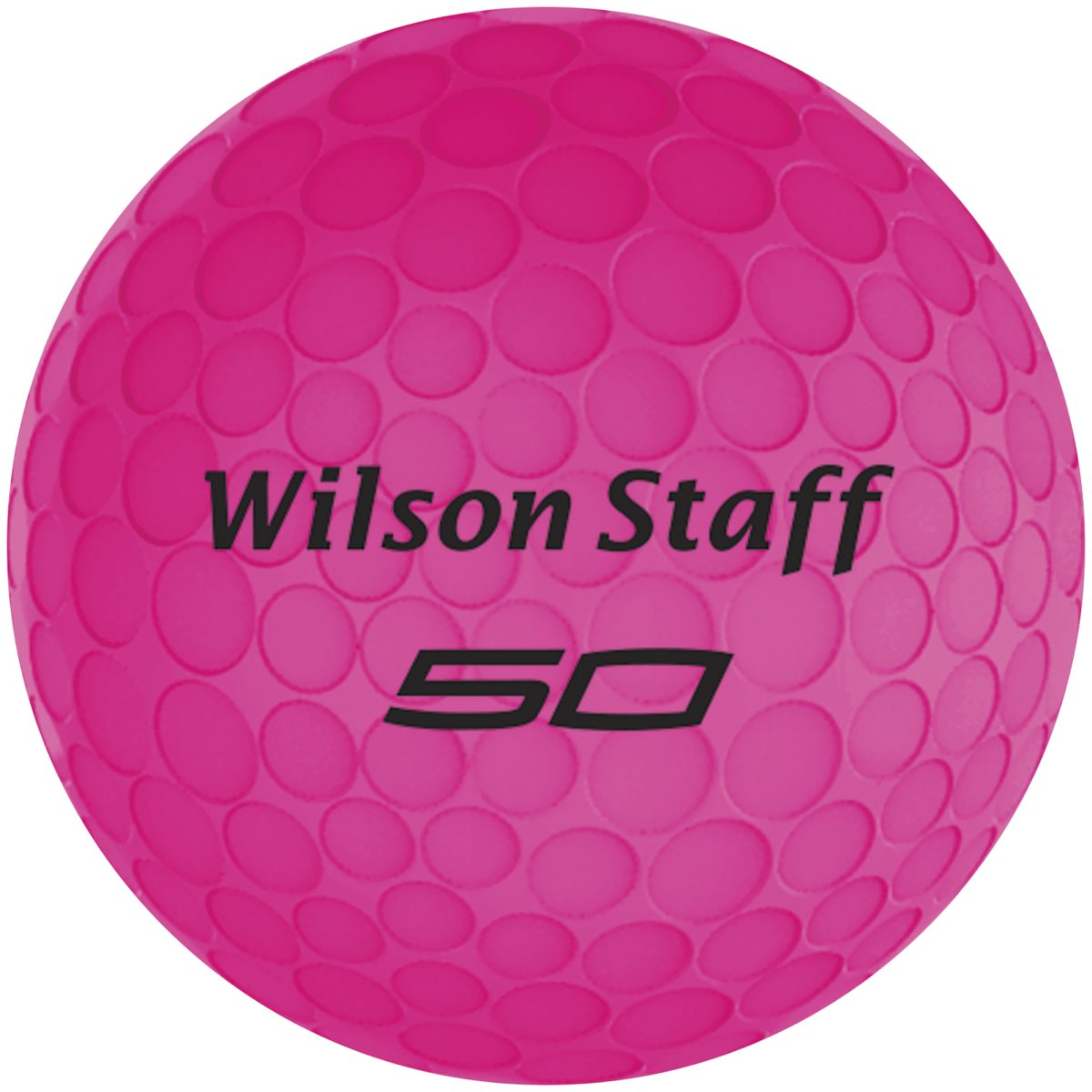 W/s Fifty Elite 12-ball Pink
