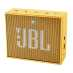 Audio JBL Go Yellow, bærbar Bluetooth-høyttaler