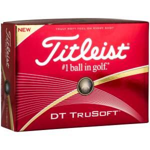 DT TruSoft, golfballer