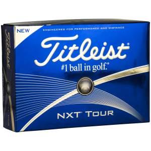 NXT Tour HVIT, golfballer