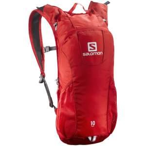 Hydration Pack Salomon Trail 10 Red 16, multisportsekk