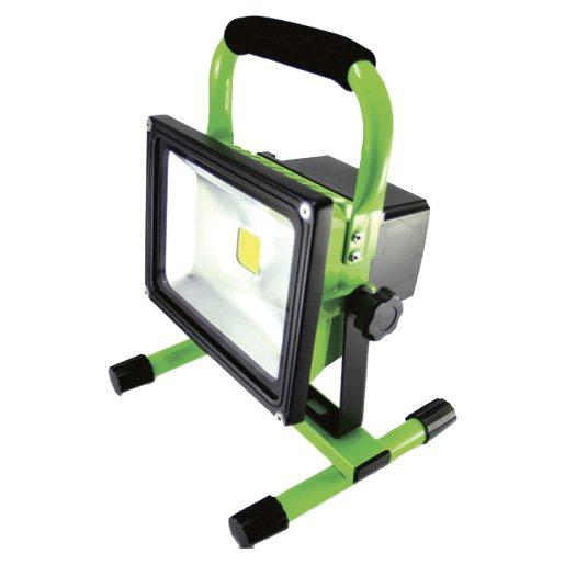 Åtelbelysning 20W grön led-lampa flodljus