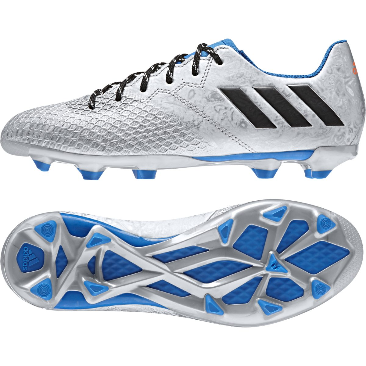 new product ab8bb 32213 adidas messi 16.3 fg ag ec fotbollssko junior fotbollsskor