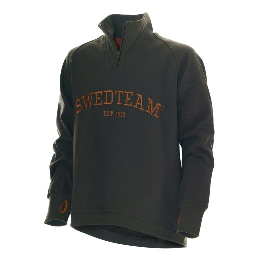 Sweater Lakeside Zip