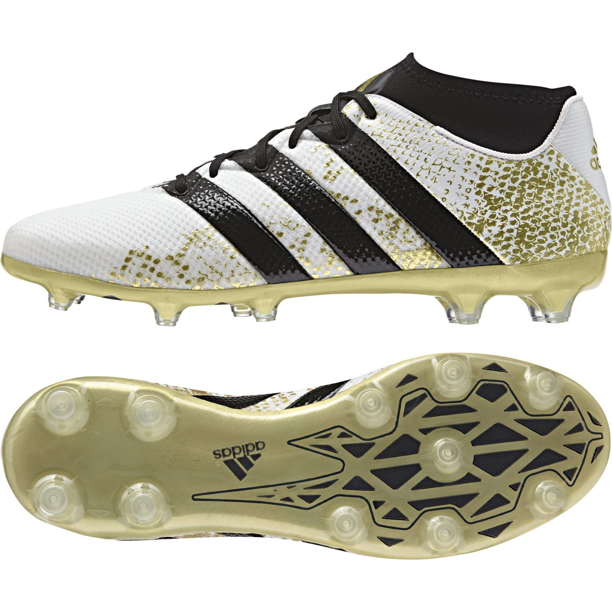 best website 1ca13 ed13e adidas ace 16.2 primemesh fg ag fotbollssko senior fotbollsskor