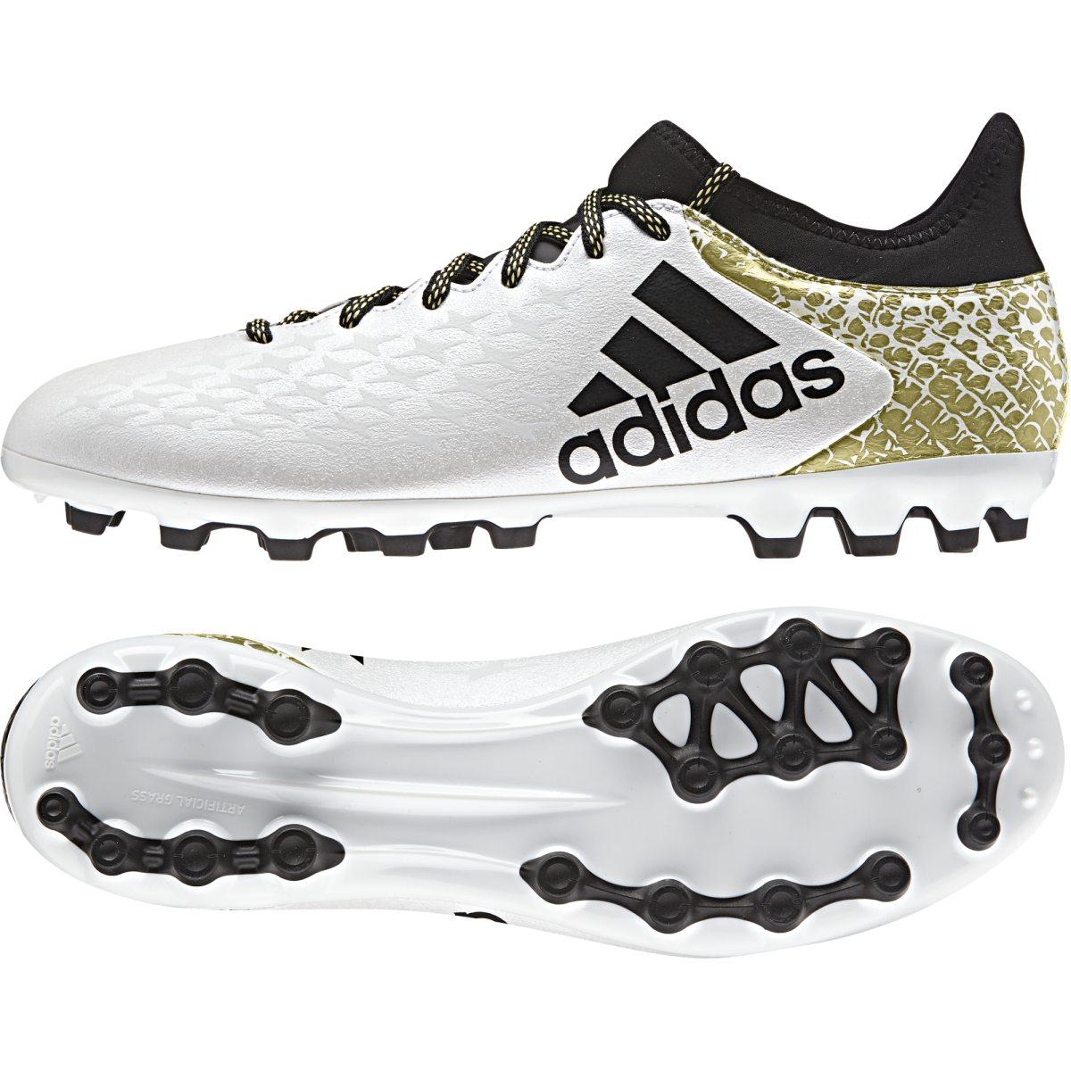 purchase cheap f1683 992cf adidas x 16.3 ag fotbollssko senior fotbollsskor