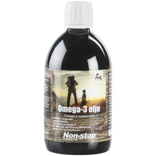 Omega 3 olje tilskudd til hund