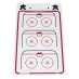 Clip board hockeycoach, taktikktavle ishockey