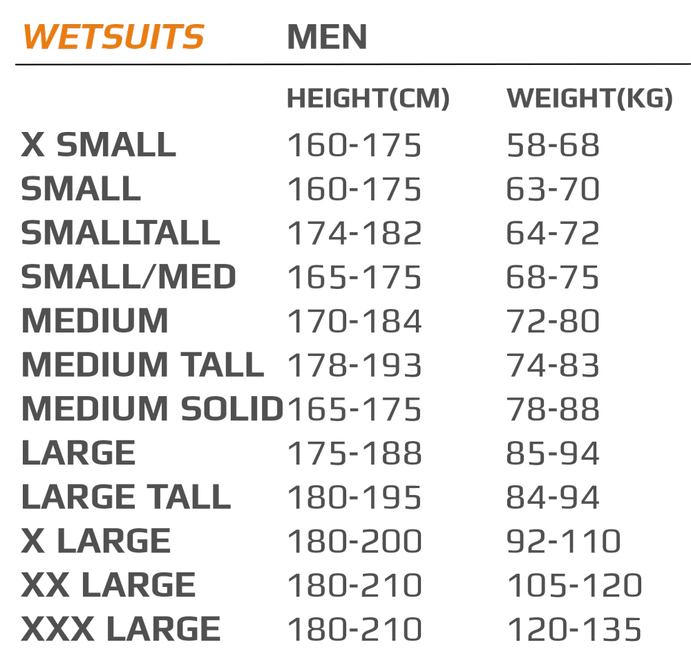 3ad4be590 2XU size guide | XXL