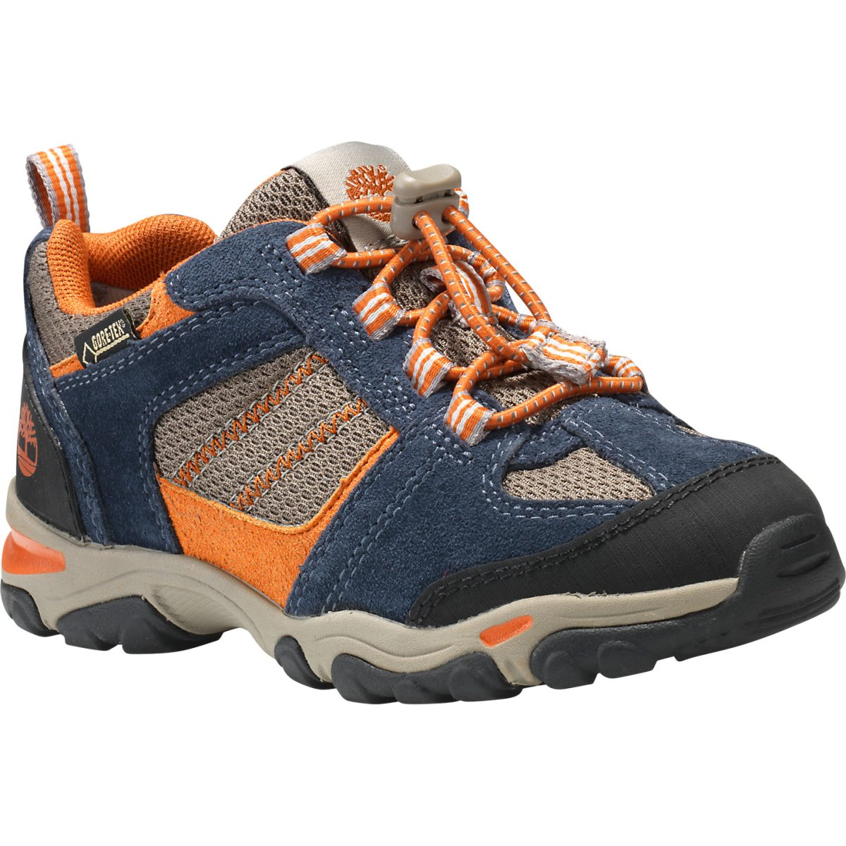 wholesale dealer 678be 9058b blå timberland trailforce f l gtx bungee fritidssko barn fritidsskor och  sneakers
