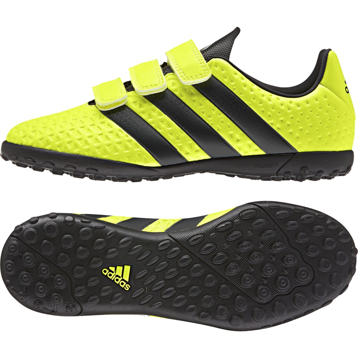 new product 00db4 670ad adidas ace 16.4 turf fotballsko barn no