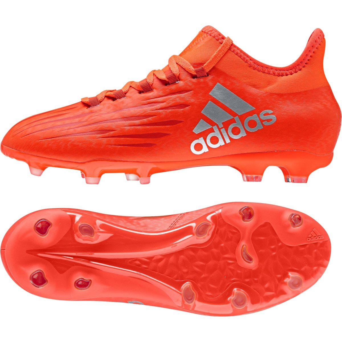 finest selection 8c759 99411 adidas x 16.1 fg fotballsko junior no