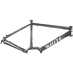 White Frame set SCE Comp FF Ebike (w/fork) 16, elsykkelramme