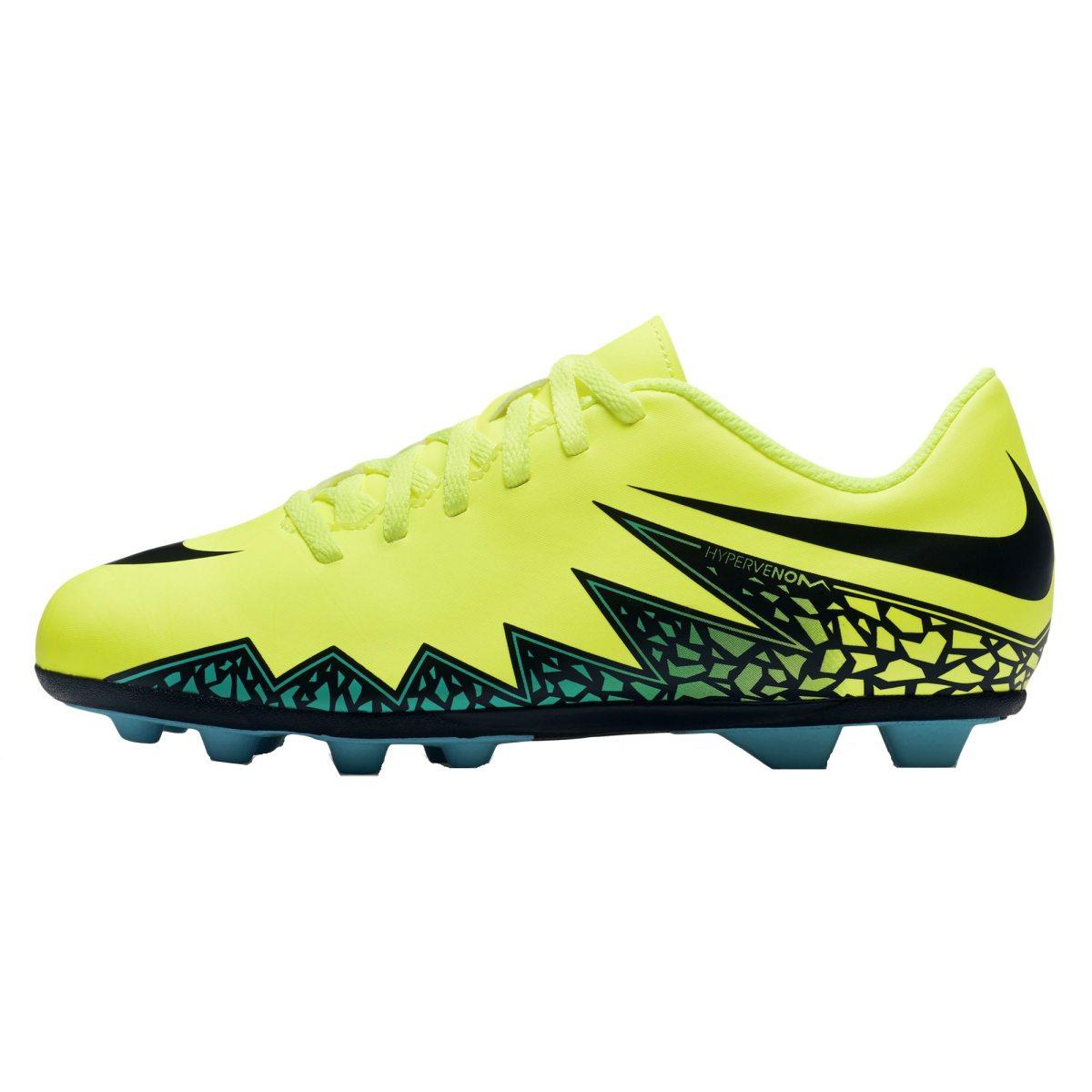 on sale ed7d3 4363b nike hypervenom phade ii fg r q3 16 fotbollssko junior fotbollsskor