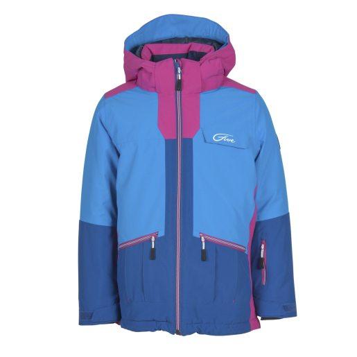 Five Seasons Kaya Jacket, skijakke junior 122