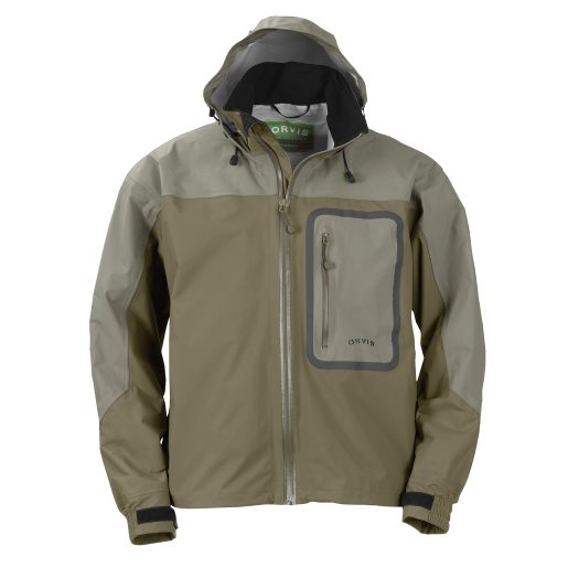 ENCOUNTER WADING JACKET SAGE M