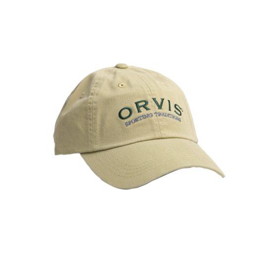 Orvis Logo Cap Kakione Size