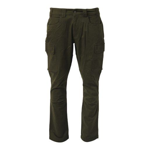 Mens Pants W. Stretch OLIVE