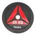 Reebok Bumper Plate 25 Kg /1 Pcs