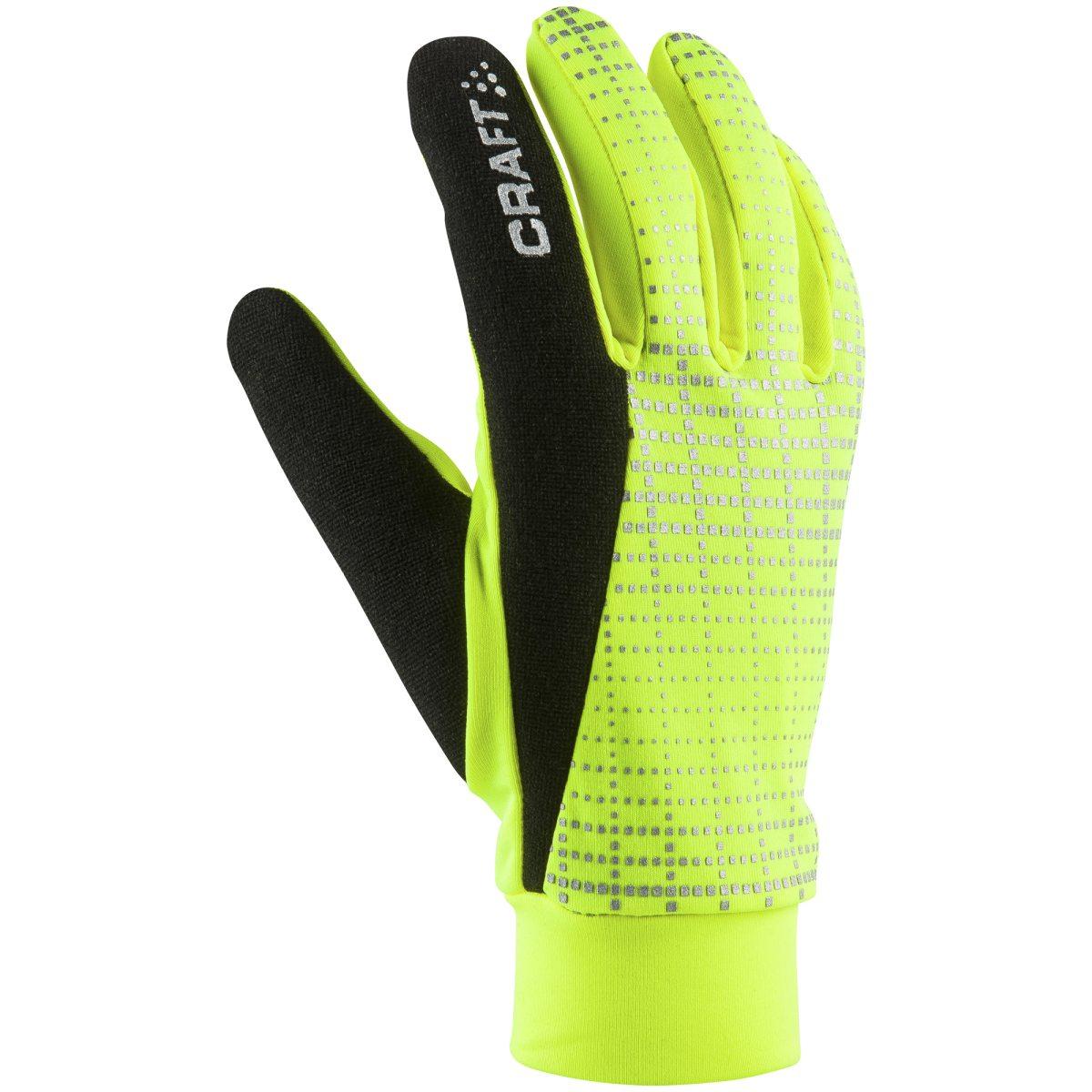 grønn craft brilliant 2.0 thermal glove løpehansker hansker og votter no 9a6570a35504