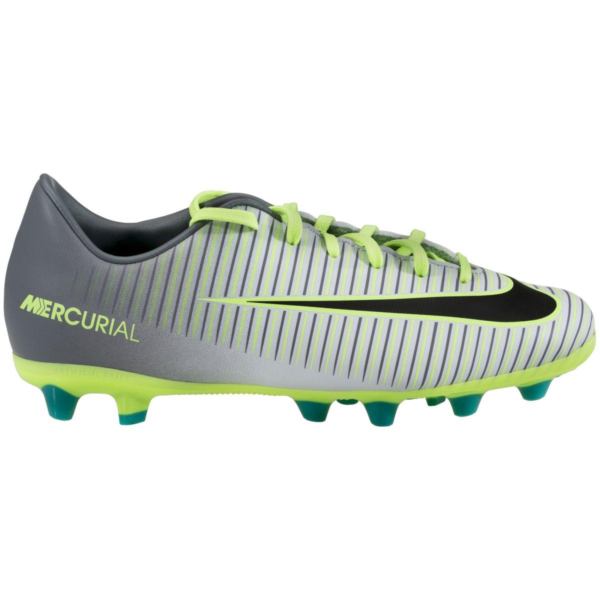 factory authentic afb6e 927d4 Nike - Mercurial Vapor X AG Vit-Neon-Svart
