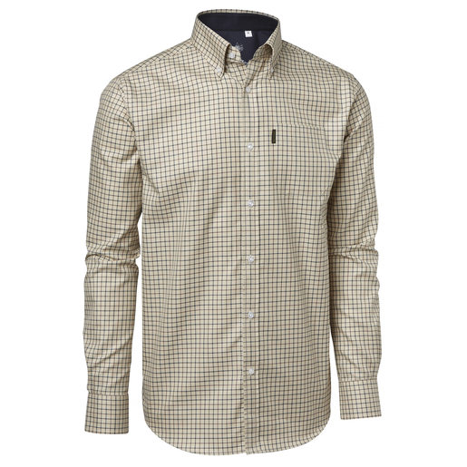Carl Shirt BD LS CHECKED