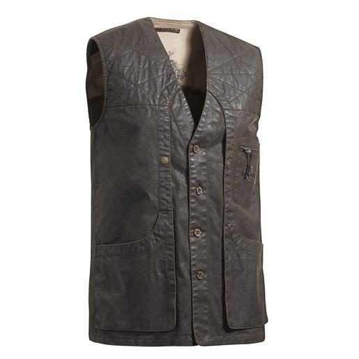 Vintage Waistcoat BROWN