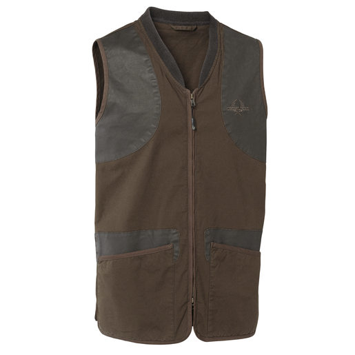 Devon Shooting Vest BROWN