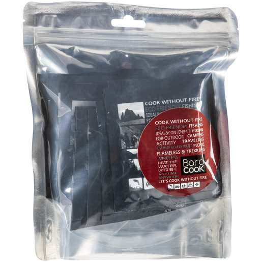 BaroCook Varmeputer 20G For Barocook Cafe Container 10 pk. 20g
