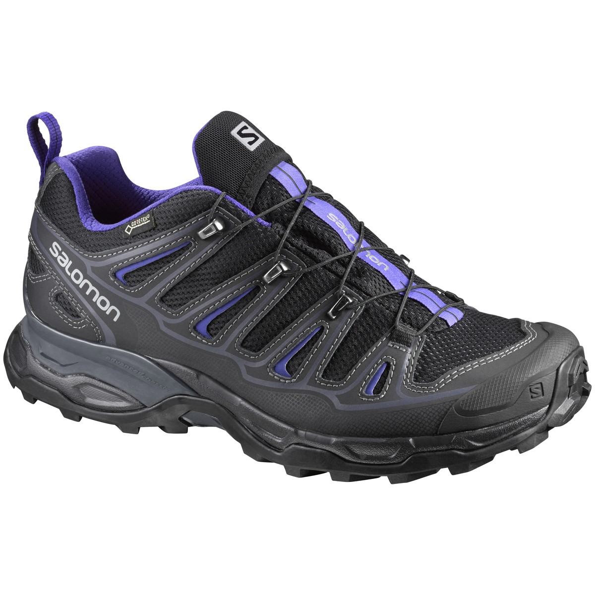 f7f308be7d8 svart salomon x ultra 2 gtx® vandringssko dam hiking & walkingskor