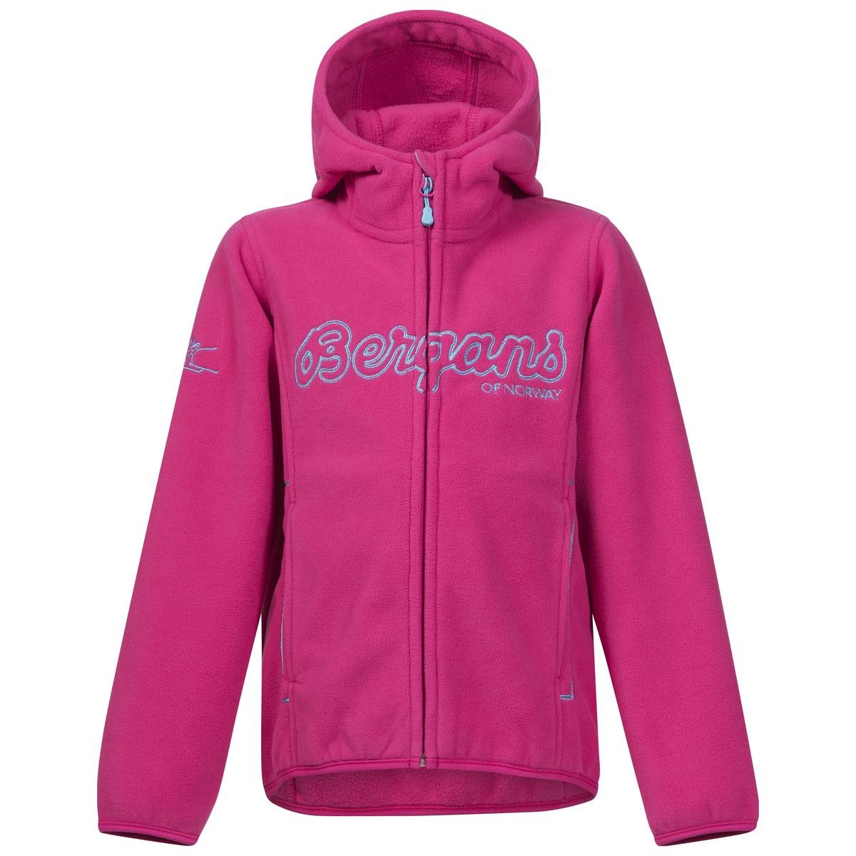 1b012789044 Find fiolett bergans bryggen jacket fleecejakke junior fleecetrøyer ...