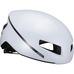 Tithon White BHE 08 aerohelmet, cykelhjälm